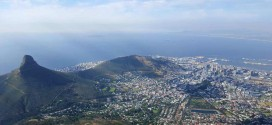 Le Cap, la favorite sud-africaine