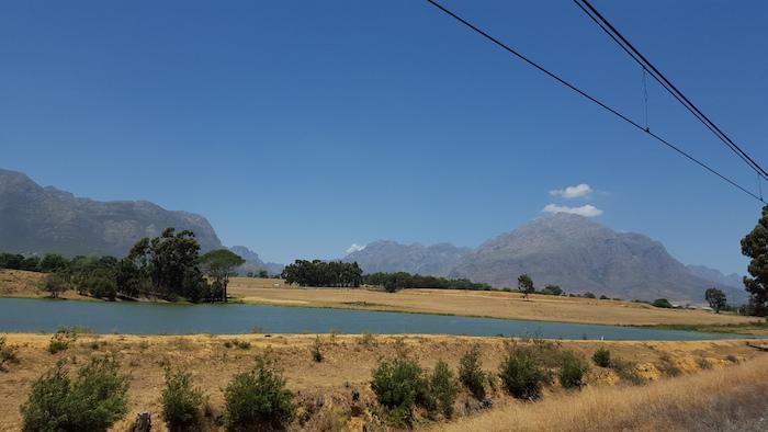 Train Afrique du Sud